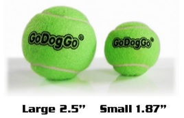 go dog go ball size