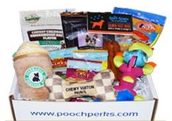 pooch perks gift box