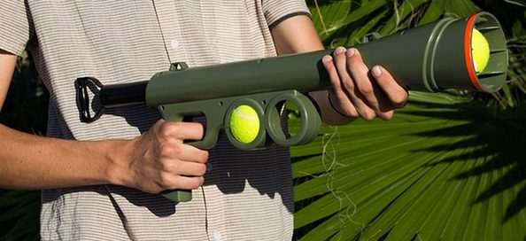 bazook9 launcher balls review