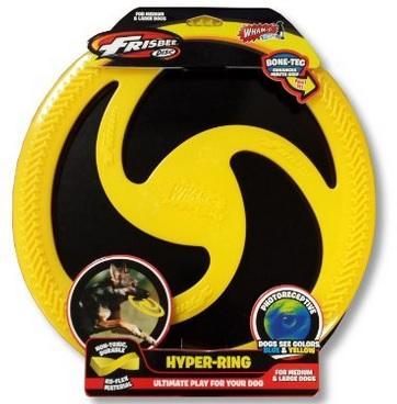 frisbee hyper ring whamo glow dark