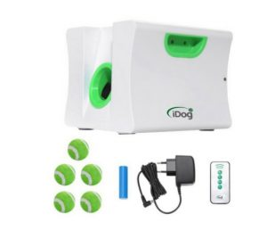 iDogmate Mini Dog Fetch Machine Items