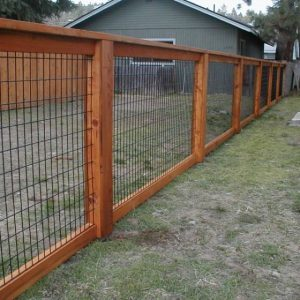 Fenced Dog Run