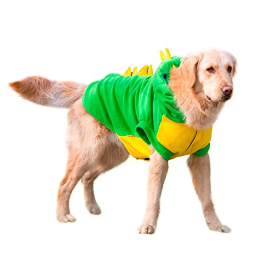 with sizing up to 7 xl even the largest breed dog will stand out with these fun costume ideas for large dogs
