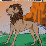 large dog Halloween costume