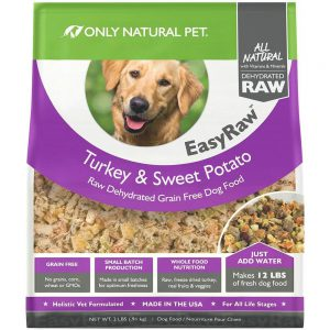 only natural pet easyraw dog food image