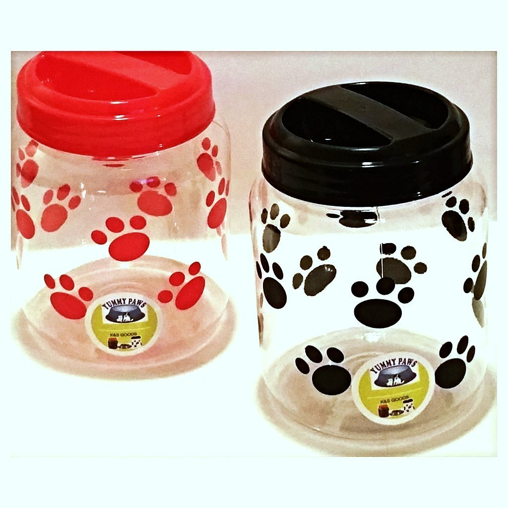 Ideal Storage For Open Dog Food