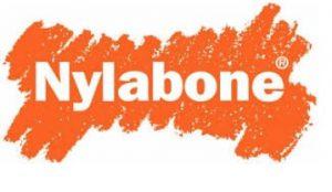 Indestructible Dog Toy Nylabone logo