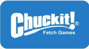 Indestructible Dog Toy Chuckit Logo