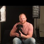 Tyler Matakevich Adopts a Puppy