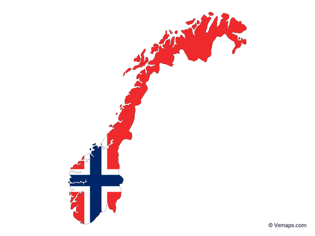 Norway Country Flag